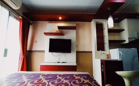 Comfy Studio Apartment, Paragon Village