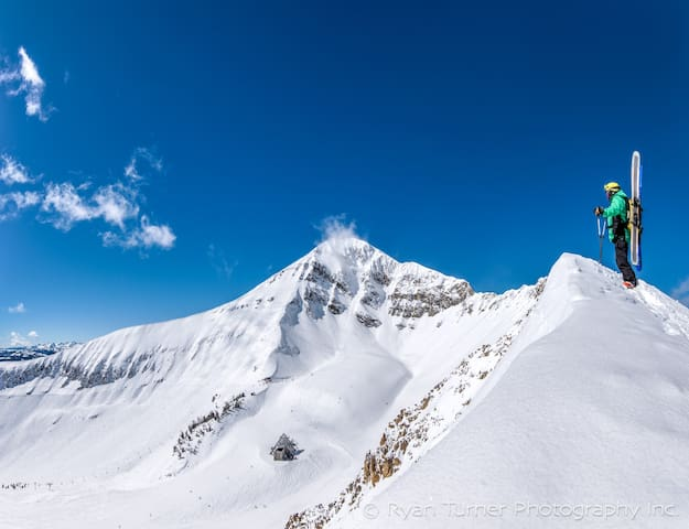 Big Sky, Yellowstone, Montana Getaway!