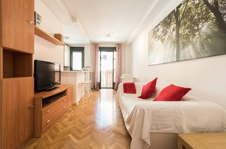 Romántico Apartamento ;)  completamente equipado !