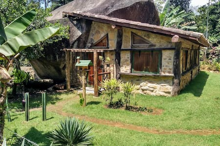 Casa na  Montanha - Ubatuba , SP .