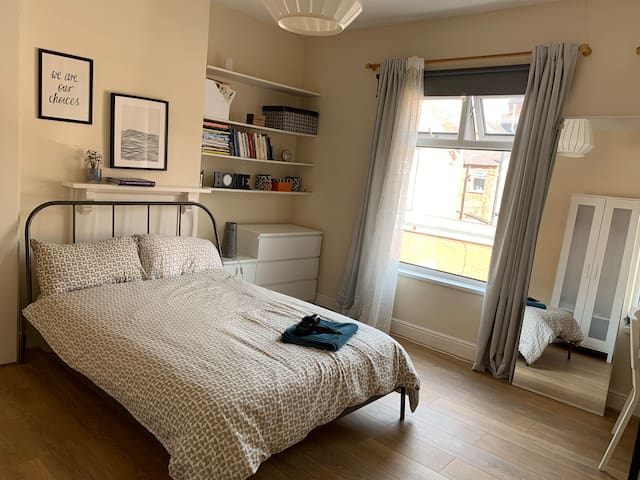 MASTER BEDROOM IN ❤️ OF LEICESTER