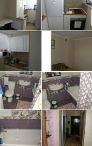 New Violet Apartment