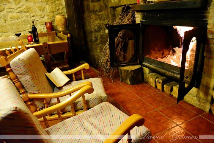 Casa Bodega para 11 personas - Sajazarra