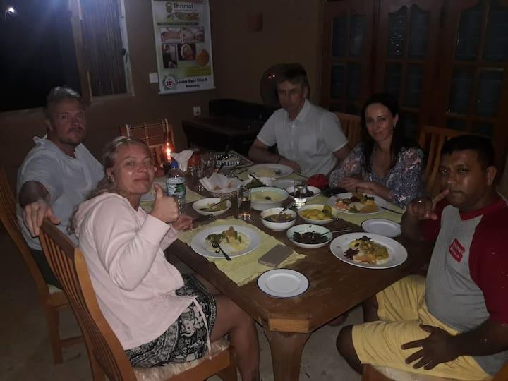 Landun Sigiri Villas and Homestay
