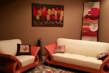 Private lower level suite , plus private 1 bedroom - Hanover