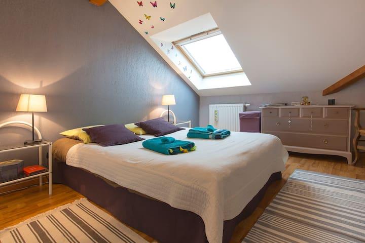 Joli chambre dans duplex - Poisy - Leilighet