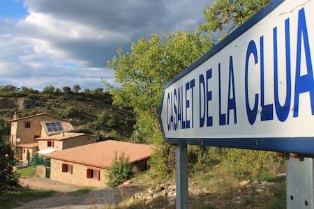 Masia Rural - Casalet de la Clua (10-16 pax) - Sant Esteve de la Sarga