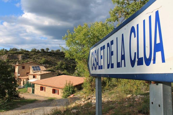 Farmhouse - Villa. Casalet de la Clua (10-16 pax)