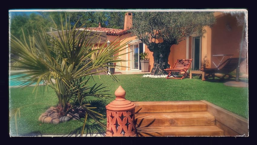 Cocooning in the heart of Provence - Garéoult - Villa