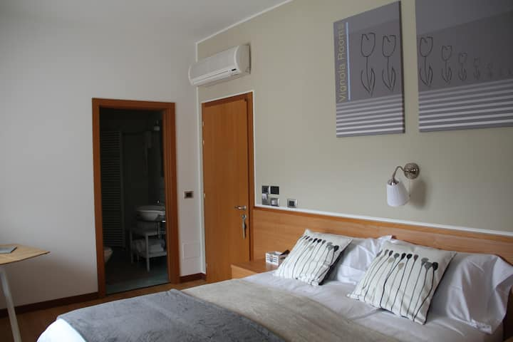 Vignola Rooms 206 tripla