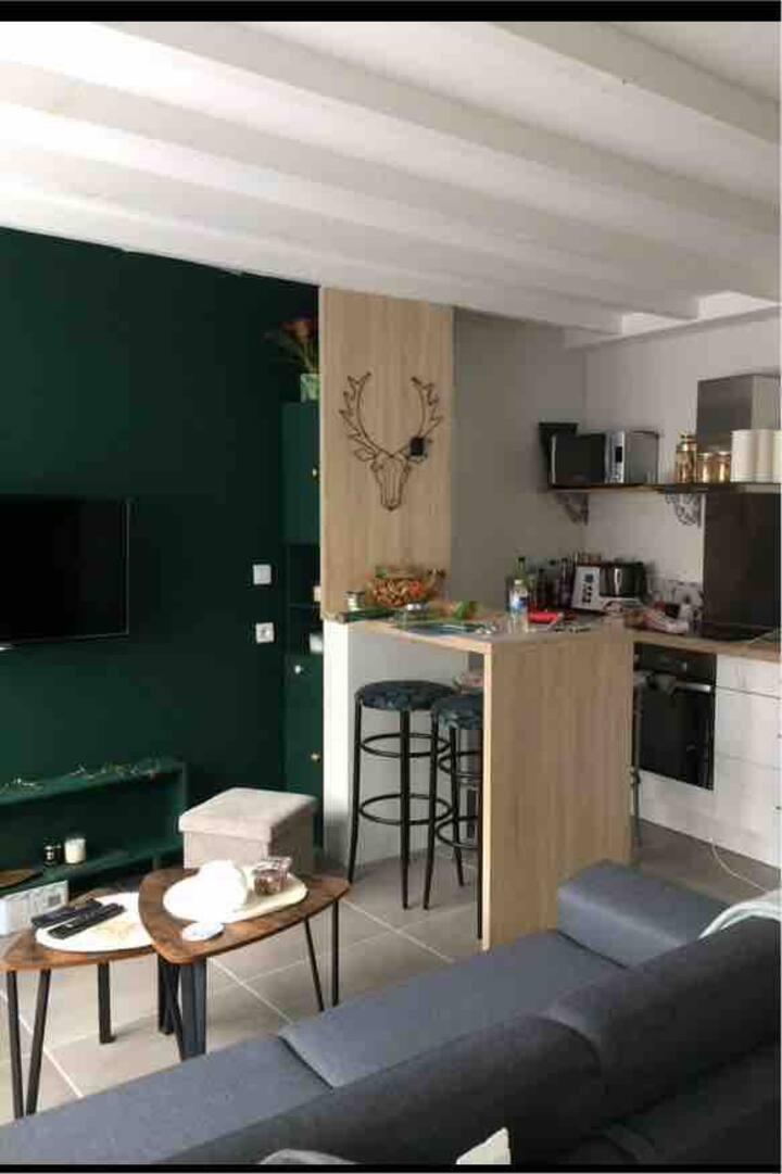 Appartement/maisonnette Pontchateau