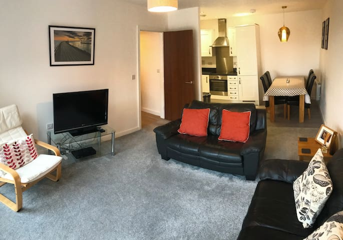 New Apartment on Newcastle/Gateshead Quayside