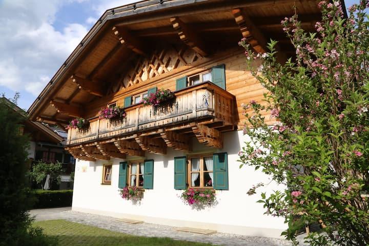 Ferienhaus in Mittenwald