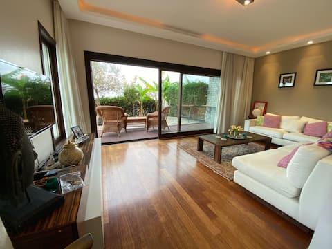 Beautiful 2 bedroom 2 bathroom on Turkish riviera