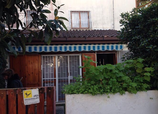 Wonderful house in S.severa 100 meters from beach