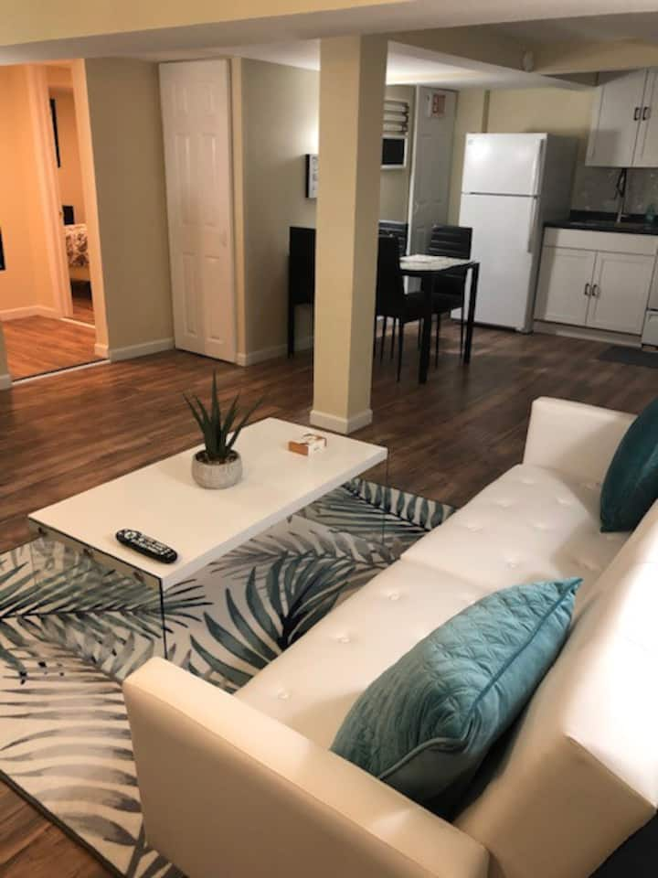 #2 -Spacious Upscale 1 Bedroom Apt