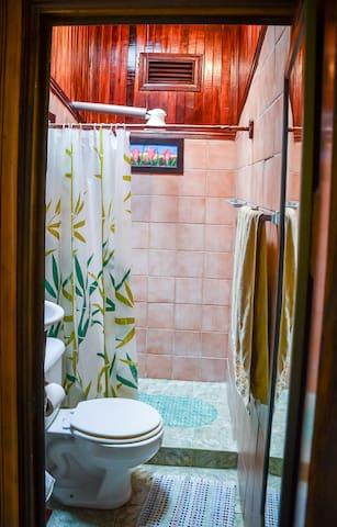 Bathroom Two.