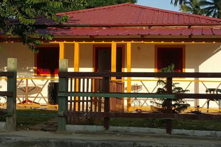 House for Rent, close to the beach - La Entrada, María Trinidad Sánchez, DO - 独立屋