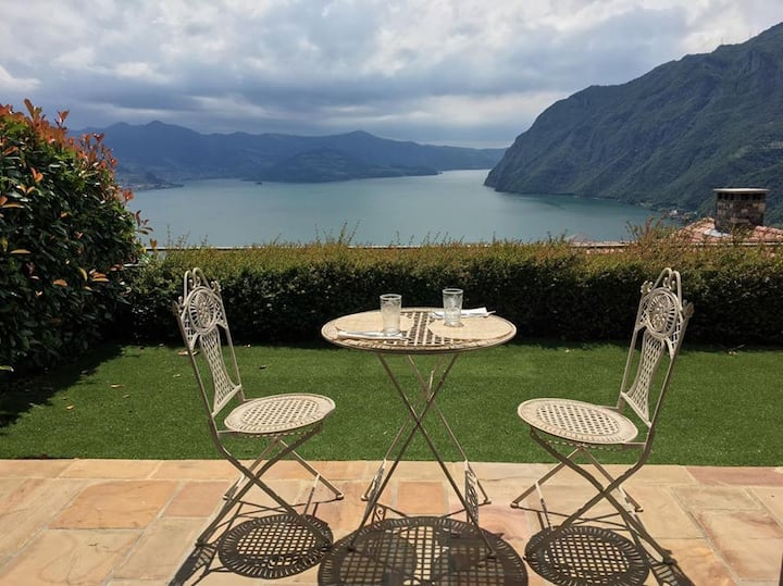 Resort apartment Lake Iseo