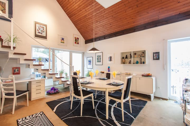 Mod.Zimmer mit Terrasse! WLAN+Parkplatz kostenlos