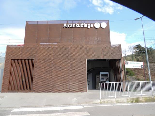 Estación Renfe cercanias