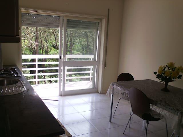 Apartamento T2, Amorosa. Próximo da Praia. - Daire