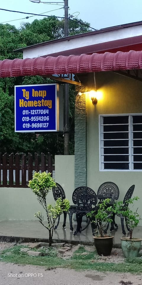 Ty inap homestay 5(house with 2 room)