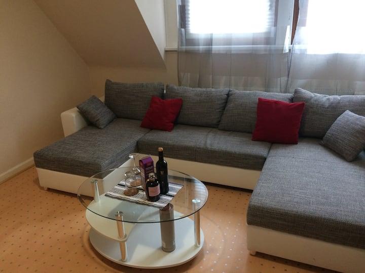 Zimmer in Zentrum (30mn von Dortmund Flughafen)