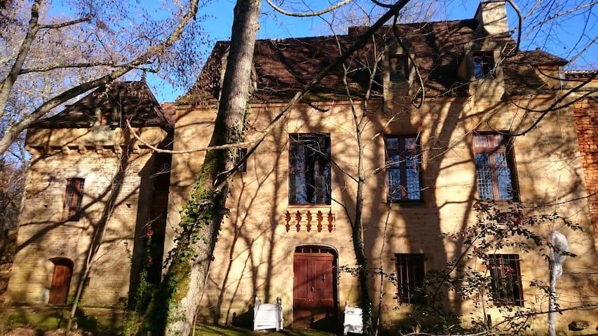Le Fournel Repaire Noble - Villefranche-du-Périgord - Pensió