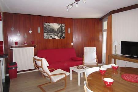 Appartement face aux pistes à La Mongie - 巴涅尔-德比戈尔 (Bagnères-de-Bigorre) - 公寓