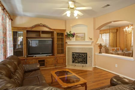 Nice fully furnished house in the center of Frisco - Frisco - Σπίτι