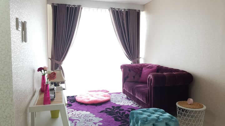 NEW Modern 1 Bedroom Apartment at PondokIndah Area