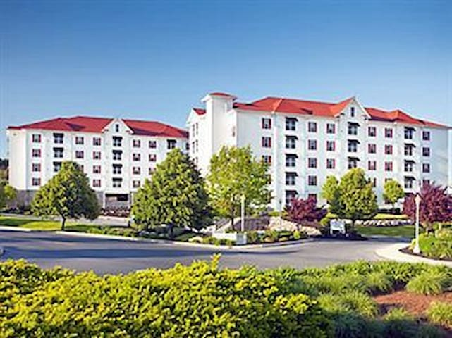 Suites at Hershey 2 Bedroom Condo - Hershey - Condominium