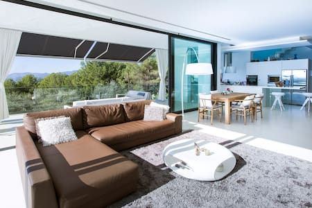 Luxury Villa with stunning views of Mallorca - Bunyola
