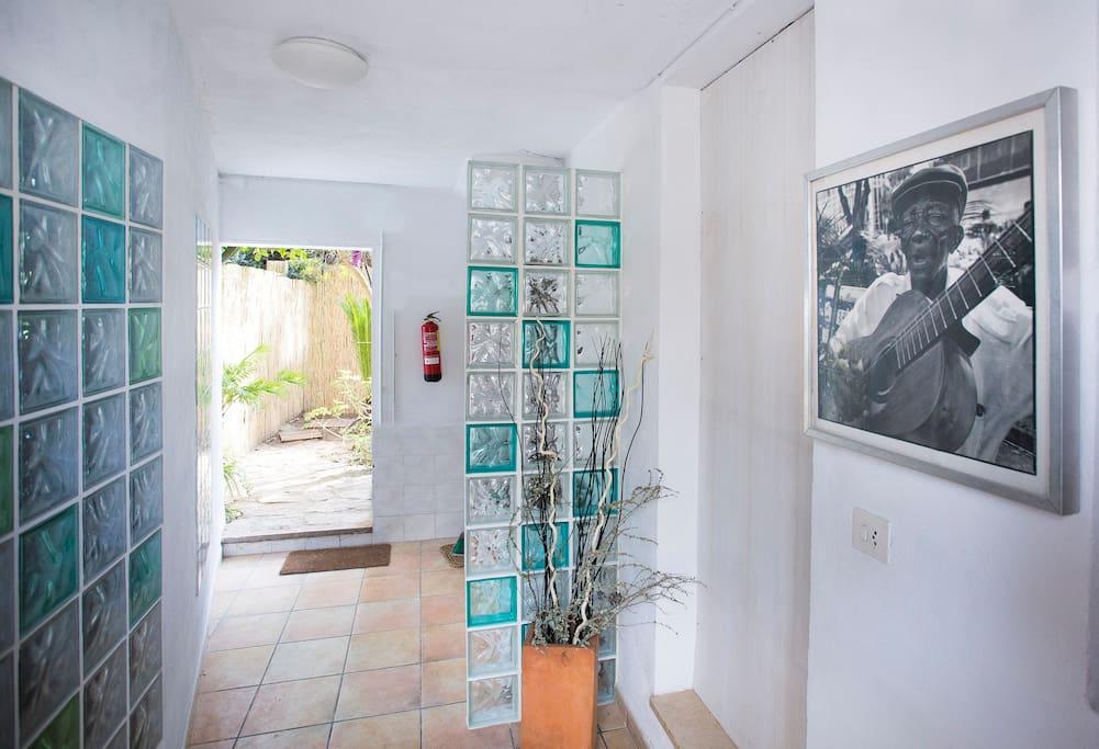 Entrada interior / hall