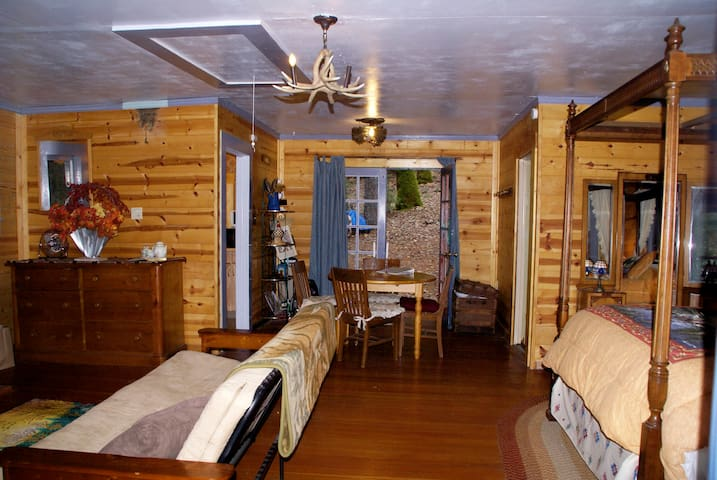 Hull Mt.Cabin Lake Pillsbury Studio w/Kitchenette - Potter Valley