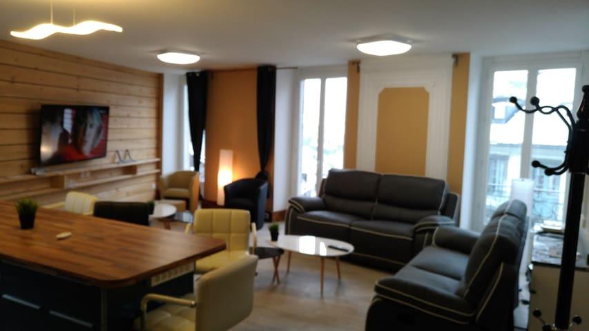 magnifique appartement 1 hypercentre luz
