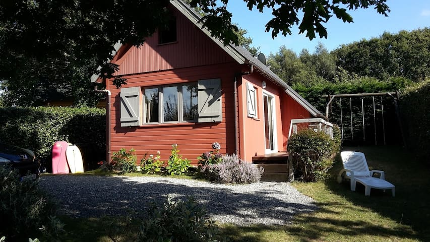 Maison 7pers. GUIDEL PLAGE - Guidel - Ev