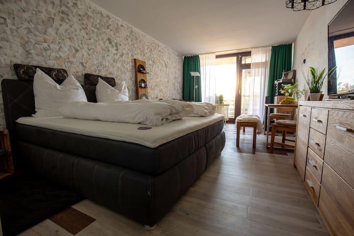 Ferienwohnung/App. für 3 Gäste mit 32m² in Hahnenklee (95077)