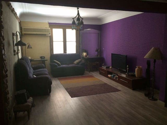 Big room in dokki - Cairo - Apartment