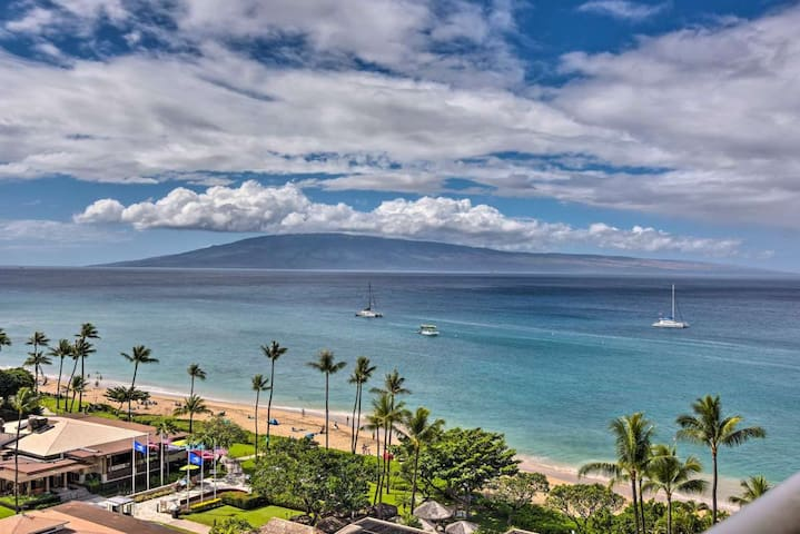 The Whaler, Kaanapali Beach-Oceanview Luxury Condo