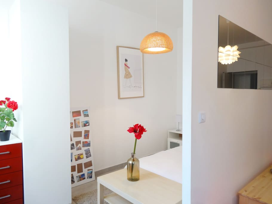Appartement 1 chambre centre ville vieux port for Appartement design centre marseille vieux port