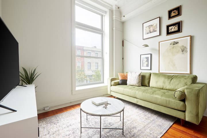 Sonder | The Broughton | Lovely 1BR