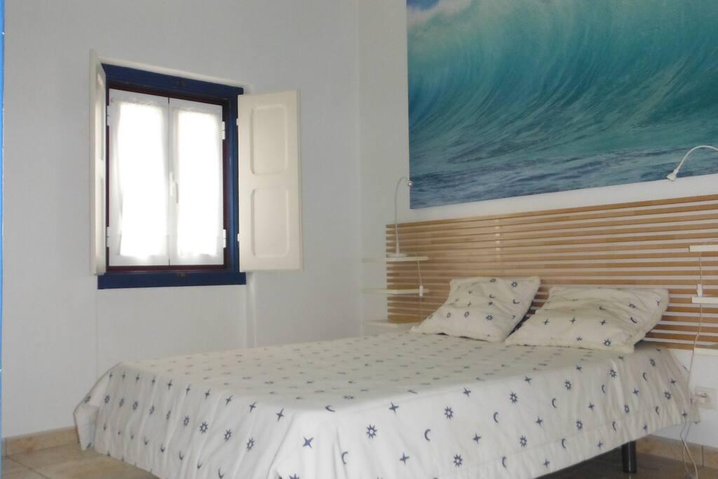 Quarto 1 cama de casal