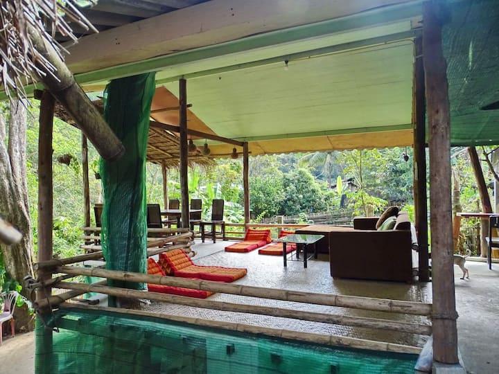 Lahu & Akha homestay in Chiangrai city Thailand