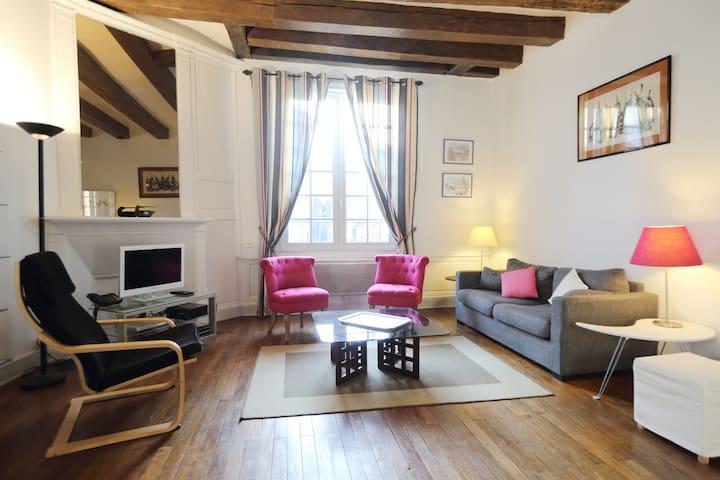Tours  centre, quartier historique - Tours - Apartment