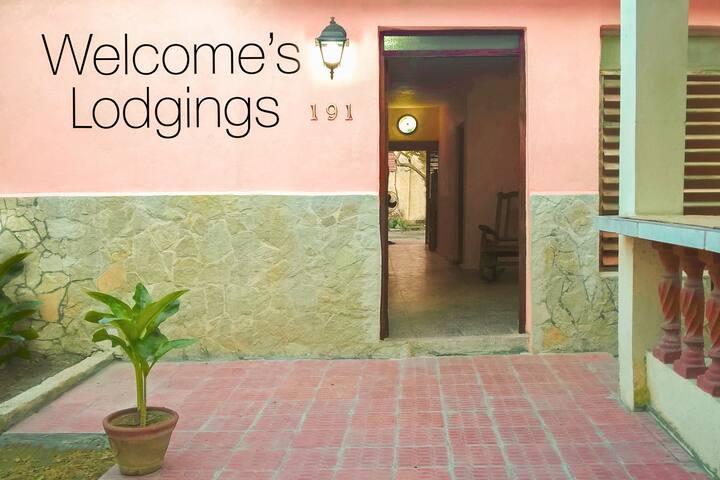 """191 Welcome´s Lodgings"" - Holguín - Casa"