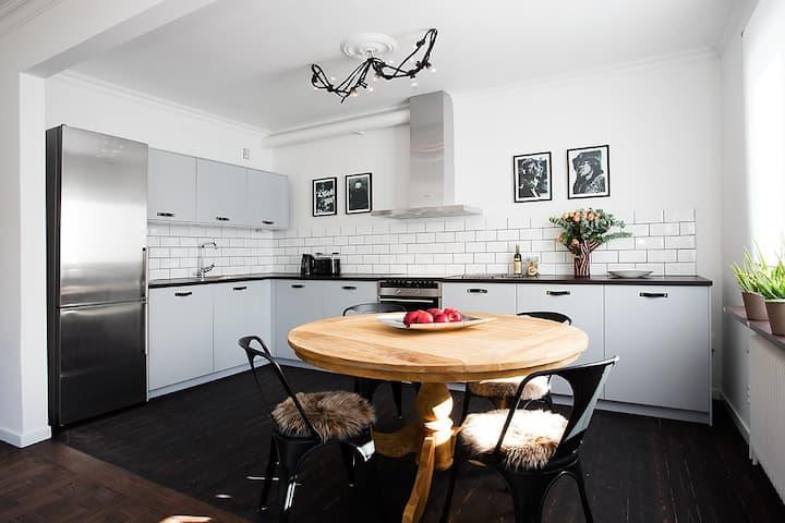 Superior Apartment - Johanneberg