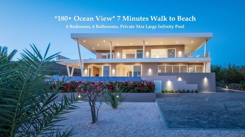 VillaCasaBella Beach-Ocean Resort w/POOL-12 Guests