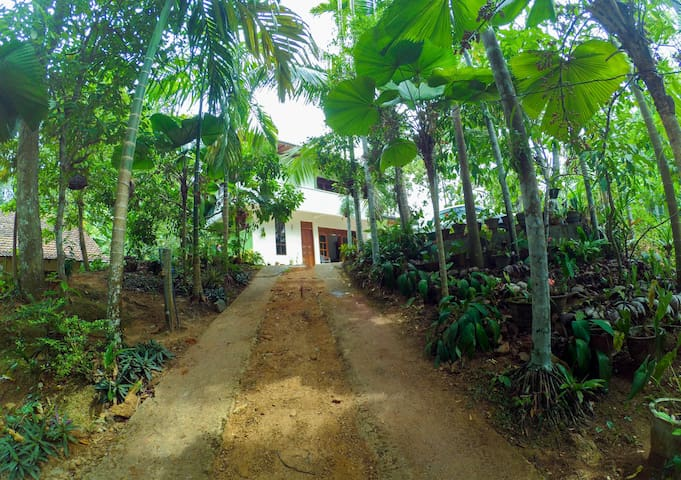 'Colomba Gedara' green apartment - Kegalle - Apartment